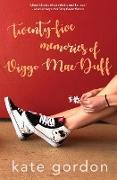 Cover-Bild zu Twenty-five Memories of Viggo MacDuff von Gordon, Kate