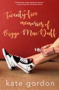 Cover-Bild zu Twenty-five Memories of Viggo MacDuff (eBook) von Gordon, Kate