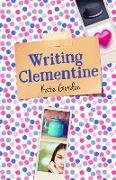 Cover-Bild zu Writing Clementine (eBook) von Gordon, Kate