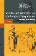 Cover-Bild zu Struktur und Interpretation von Computerprogrammen (eBook) von Abelson, Harold