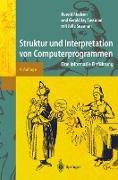 Cover-Bild zu Struktur und Interpretation von Computerprogrammen von Abelson, Harold