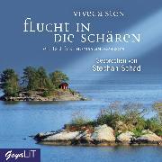 Cover-Bild zu Flucht in die Schären (Audio Download) von Sten, Viveca