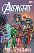Cover-Bild zu Englehart, Steve: Avengers: Vision and the Scarlet Witch