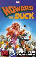 Cover-Bild zu Mantlo, Bill: Howard the Duck: The Complete Collection, Volume 3