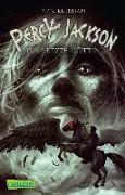 Cover-Bild zu Die letzte Göttin von Riordan, Rick