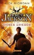 Cover-Bild zu Percy Jackson Y Los Dioses Griegos / Percy Jackson's Greek Gods von Riordan, Rick