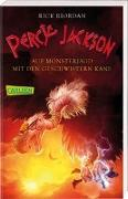 Cover-Bild zu Percy Jackson - Auf Monsterjagd mit den Geschwistern Kane (Percy Jackson ) von Riordan, Rick