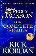 Cover-Bild zu Percy Jackson: The Complete Series (Books 1, 2, 3, 4, 5) (eBook) von Riordan, Rick