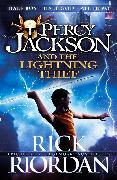 Cover-Bild zu Percy Jackson and the Lightning Thief (Book 1) (eBook) von Riordan, Rick