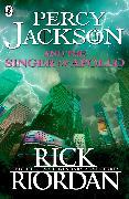 Cover-Bild zu Percy Jackson and the Singer of Apollo (eBook) von Riordan, Rick