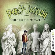 Cover-Bild zu Percy Jackson erzählt: Griechische Göttersagen (Gekürzt) (Audio Download) von Riordan, Rick