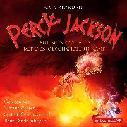 Cover-Bild zu Percy Jackson - Auf Monsterjagd mit den Geschwistern Kane (Audio Download) von Riordan, Rick