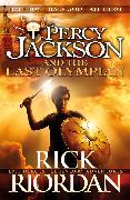 Cover-Bild zu Percy Jackson and the Last Olympian (Book 5) (eBook) von Riordan, Rick