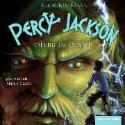 Cover-Bild zu Percy Jackson, Teil 1: Diebe im Olymp (Audio Download) von Riordan, Rick