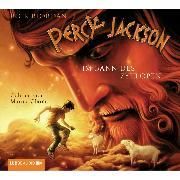 Cover-Bild zu Percy Jackson, Teil 2: Im Bann des Zyklopen (Audio Download) von Riordan, Rick