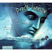 Cover-Bild zu Percy Jackson, Teil 3: Der Fluch des Titanen (Audio Download) von Riordan, Rick