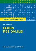 Cover-Bild zu Leben des Galilei von Bertolt Brecht (eBook) von Brecht, Bertolt