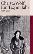 Cover-Bild zu Ein Tag im Jahr (eBook) von Wolf, Christa