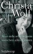 Cover-Bild zu Man steht sehr bequem zwischen allen Fronten (eBook) von Wolf, Christa