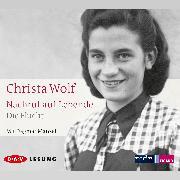 Cover-Bild zu Nachruf auf Lebende. Die Flucht (Audio Download) von Wolf, Christa