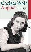 Cover-Bild zu August und andere Erzählungen (eBook) von Wolf, Christa