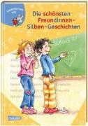 Cover-Bild zu LESEMAUS zum Lesenlernen Sammelbände: Die schönsten Freundinnen-Silben-Geschichten von Reider, Katja