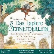 Cover-Bild zu Das tapfere Schneiderlein von Grimm, Brüder