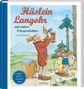 Cover-Bild zu Häslein Langohr und andere Ostergeschichten von Schmid, Ilse