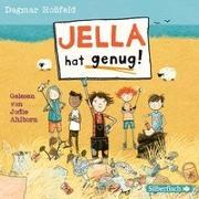 Cover-Bild zu Jella hat genug! von Hoßfeld, Dagmar