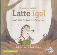 Cover-Bild zu Latte Igel und der schwarze Schatten von Lybeck, Sebastian