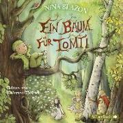 Cover-Bild zu Ein Baum für Tomti von Blazon, Nina