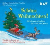 Cover-Bild zu Schöne Weihnachten! Lieblingsgeschichten für Groß und Klein von Ende, Michael