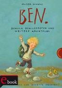 Cover-Bild zu Ben (eBook) von Scherz, Oliver