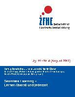 Cover-Bild zu Seamless Learning von Rehatschek, Herwig (Hrsg.)