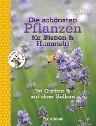 Cover-Bild zu Die schönsten Pflanzen für Bienen und Hummeln von Kopp, Ursula