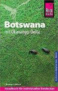 Cover-Bild zu Reise Know-How Reiseführer Botswana mit Okavango-Delta von Lübbert, Christoph