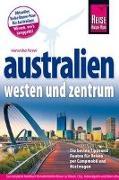 Cover-Bild zu Reise Know-How Reiseführer Australien - Westen und Zentrum von Pavel, Veronika
