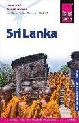 Cover-Bild zu Reise Know-How Reiseführer Sri Lanka von Dreckmann, Joerg