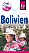 Cover-Bild zu Reise Know-How Reiseführer Bolivien kompakt von Nickoleit, Katharina