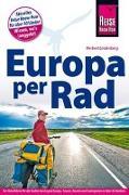 Cover-Bild zu Reise Know-How Reiseführer Fahrradführer Europa per Rad von Lindenberg, Herbert
