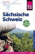 Cover-Bild zu Reise Know-How Reiseführer Sächsische Schweiz (mit Stadtführer Dresden) von Krell, Detlef