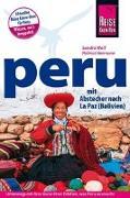 Cover-Bild zu Reise Know-How Reiseführer Peru mit Abstecher nach La Paz (Bolivien) von Hermann, Helmut