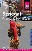 Cover-Bild zu Reise Know-How Reiseführer Senegal, Gambia und Guinea-Bissau von Baur, Thomas
