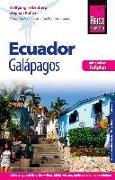 Cover-Bild zu Reise Know-How Reiseführer Ecuador mit Galápagos (mit großem Faltplan) von Falkenberg, Wolfgang