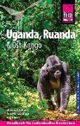 Cover-Bild zu Reise Know-How Reiseführer Uganda, Ruanda, Ost-Kongo von Lübbert, Christoph