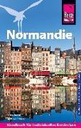 Cover-Bild zu Reise Know-How Reiseführer Normandie von Otzen, Hans