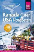 Cover-Bild zu Reise Know-How Reiseführer Kanada Osten / USA Nordosten von Grundmann, Hans-R.