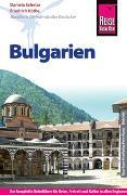 Cover-Bild zu Reise Know-How Reiseführer Bulgarien von Köthe, Friedrich