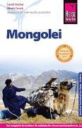 Cover-Bild zu Reise Know-How Mongolei von Fischer, Sarah