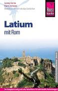Cover-Bild zu Reise Know-How Latium mit Rom von Schwarz, Frank